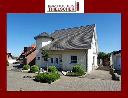 Außergewöhnliches, freistehendes Einfamilienhaus in bevorzugter Lage von Geilenkirchen