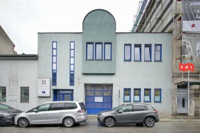 Wien Halle, Wien Hallenfläche