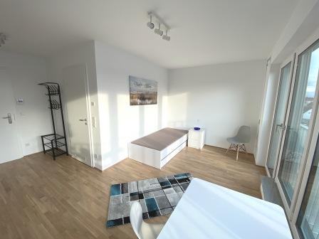 F 188 neugebautes Micro-Apartment - modern - hell - möbliert