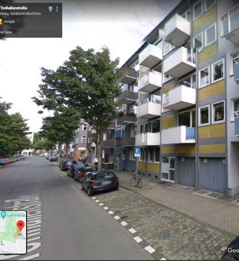 Schöne ruhige Wohnung  im Zentrum direkt  im Grünen (Kantpark)