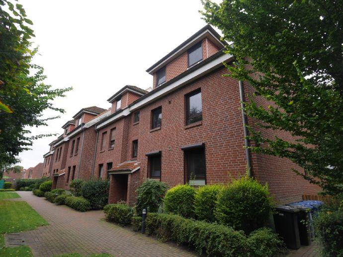 3 Zimmer-Maisonette-Wohnung mit Loggia