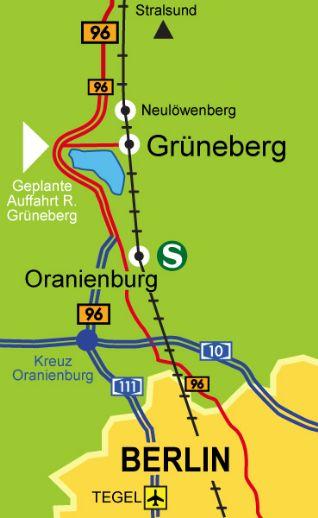 Baureife Fläche im Wohnpark Grüneberg