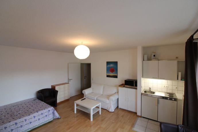 möbliertes Appartement im Burscheider Zentrum