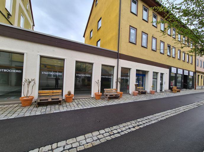 Wohn- und Geschäftshaus Innenstadtlage