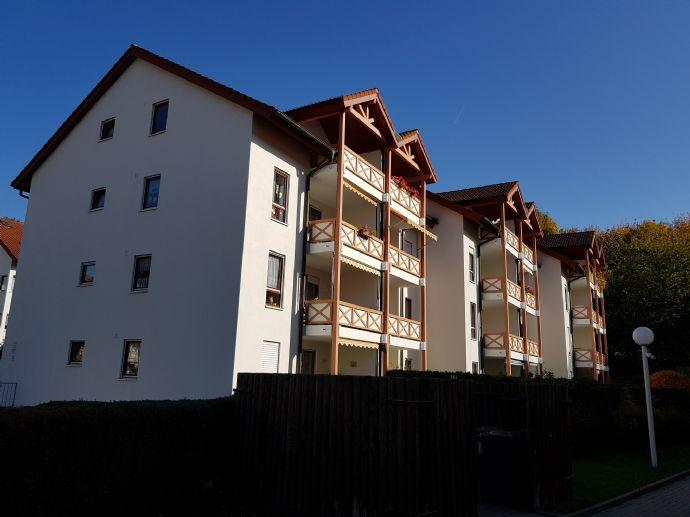 Top Angebot | 75.000,00€ | 2 Zimmer Eigentumswohnung in Freital- Hainsberg mit Tiefgaragenstellplatz und Balkon zu verkaufen | Dachgeschoss
