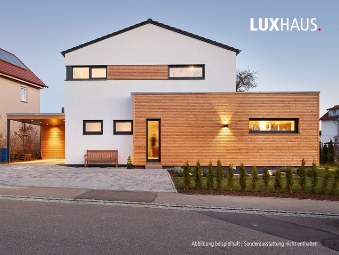 Luxhaus - Modernes Landhaus wir bauen in Treuchtlingen
