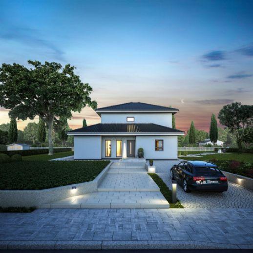 KFW 55 Neubau mit Massa Haus: Frei planbarer Grundriss; Wähle einen von über 130 verschiedenen Haustypen! KFW 55 Neubau in und um Braunschweig!