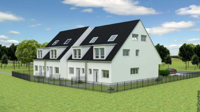 Reserviert! Neubau eines modernen Reiheneckhauses in Toplage von Pommelsbrunn
