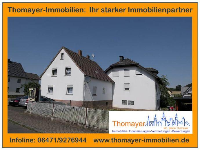 ***Mehrfamilienhaus mit 6 Wohnungen als Kapitalanlage!!!***