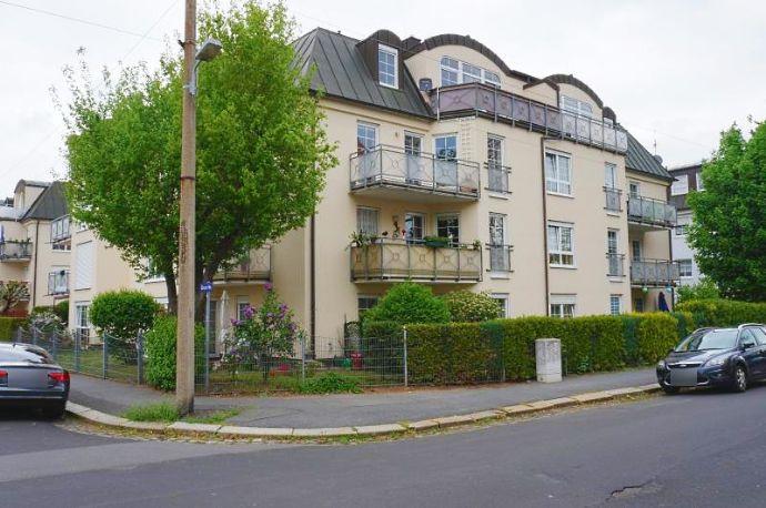 Vermietete 2-Zimmer-Wohnung in Dresden