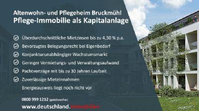 Bruckmühl Renditeobjekte, Mehrfamilienhäuser, Geschäftshäuser, Kapitalanlage