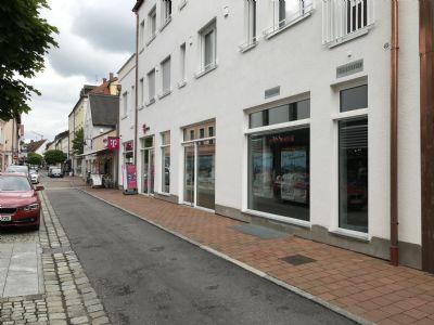 Neuburg an der Donau Ladenlokale, Ladenflächen