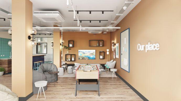 Möblierte Zimmer - Gemeinschaftsbereiche - Zentrale Lage - NidoStudent