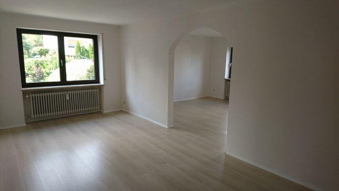 Renovierte 3-Zimmer-Wohnung in Münchaurach