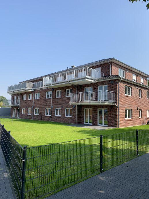 Neubau-Wohnung 1. OG