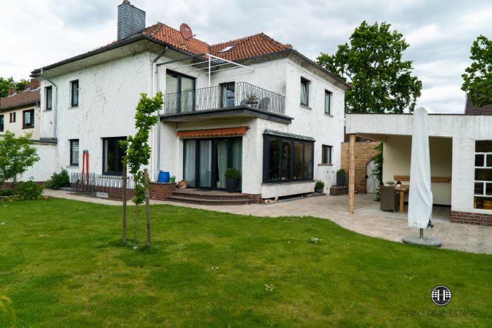Zwei-Generationen-Haus im Kreis Nienburg/W.