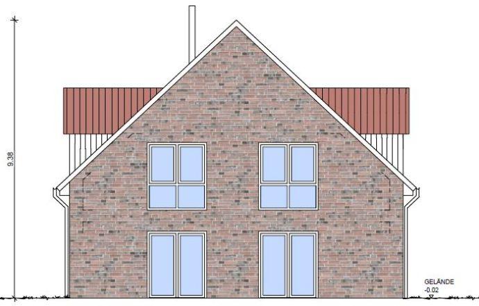 Ortskern Engelbostel â Grundstück mit einer NEUBAU-Doppelhaushälfte â¦BEZUGSFERTIG