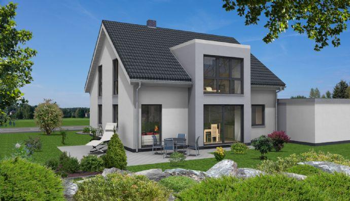 Wir bauen Ihr Zuhause - in Schleusingen - Ein OHB Massivhaus Stein auf Stein mit individueller Planung