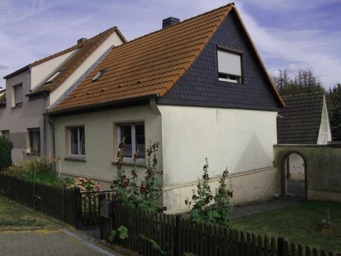 Doppelhaushälfte in Siersleben zu verkaufen
