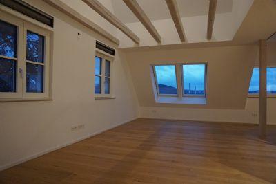 Erstbezug - Neu ausgebaute Luxus Dachgeschoss - Maisonette - Wohnung in Luginsland/Untertürkheim