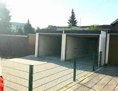Hamm Garage, Hamm Stellplatz