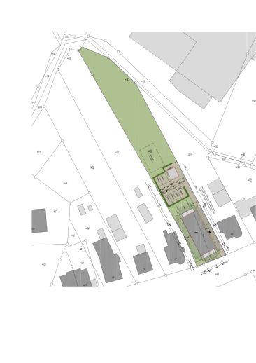 Baugrundstück für ein Mehrfamilienhaus in Rellingen