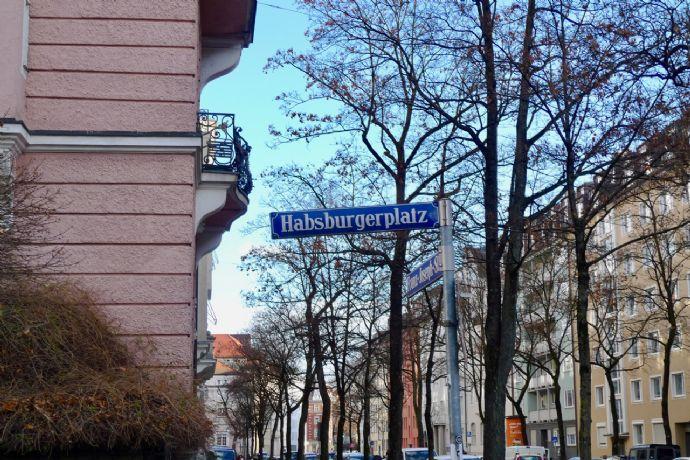 Ruhige traumhafte Lage zwischen Habsburgerplatz & Elisabethmarkt! Ideal geschnittene 2-Zimmer-Wohnung mit Wohnküche!