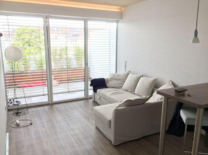 Garden-Loft Appartement in Saarbrücken