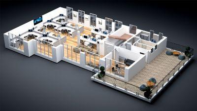 Neutal Büros, Büroräume, Büroflächen