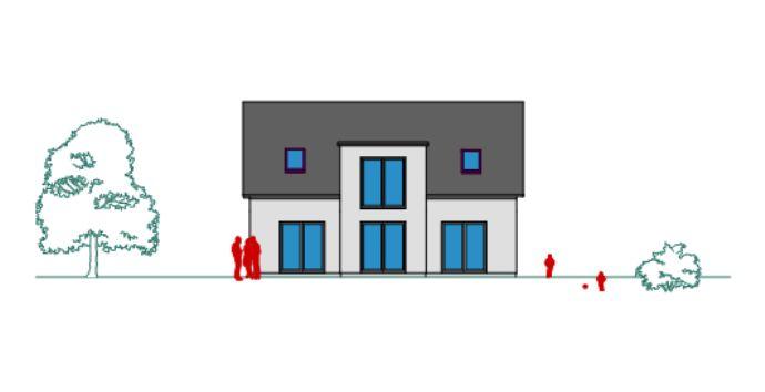 Ihr Haus in Seenähe - Einfamilienhaus mit 165m² Grundfläche