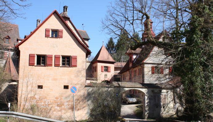Für Romantiker Pächterhaus in Burg