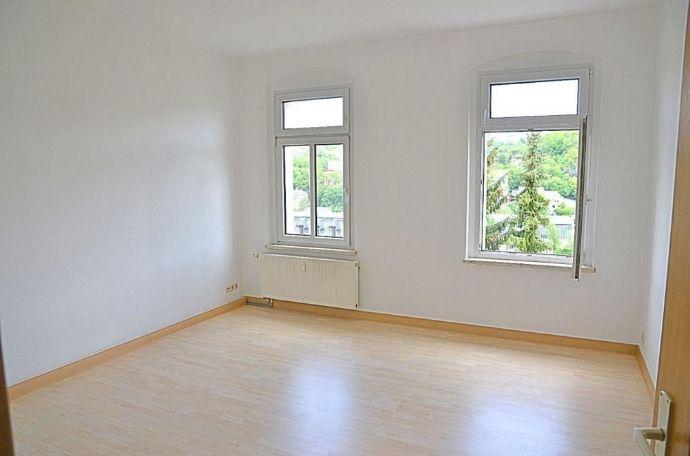 Klein, aber fein!! Helle 2-Raum-Wohnung in Greiz in der Nähe vom Kaufland