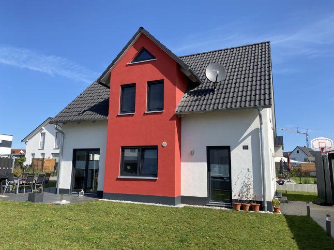 Großzügiges modernes Haus mit Garage
