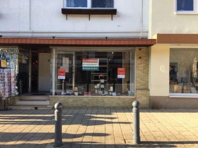 Herzberg Ladenlokale, Ladenflächen