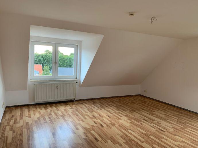 Nur mit § 5 Schein anzumietende helle 3 Zi.-Whg. im Dachgeschoss in Ratzeburg