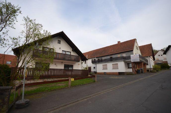 Top-Gelegenheit: Vollvermietetes Zweifamilienhaus mit Wohn-Geschäftshaus (leer)