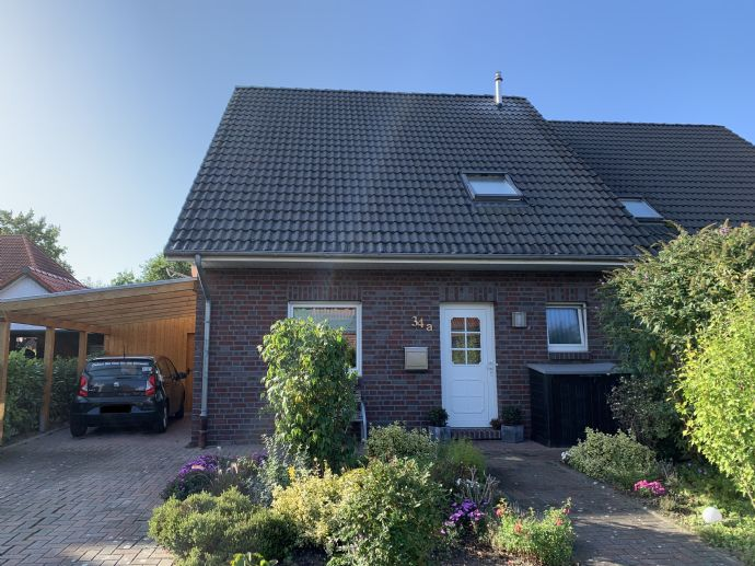 Ihr neues Zuhause - schöne Doppelhaushälfte in Zetel – Neuenburg