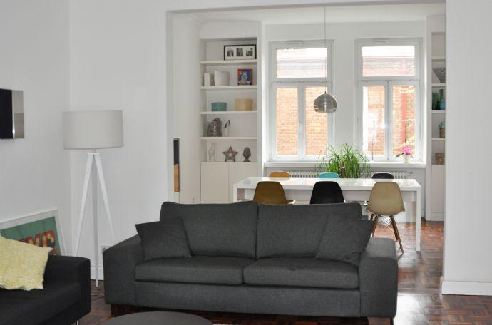 Schöne 4-Zimmerwohnung mit Balkon in Stgt-Mitte