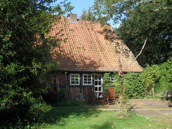 Fachwerktraum in Martfeld mit großem Garten