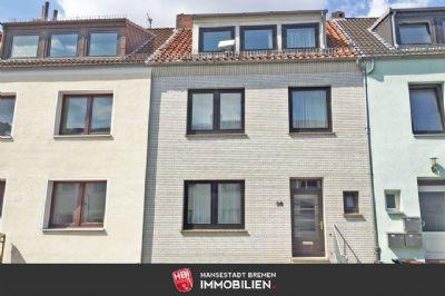 Bremen - Findorff Häuser, Bremen - Findorff Haus kaufen