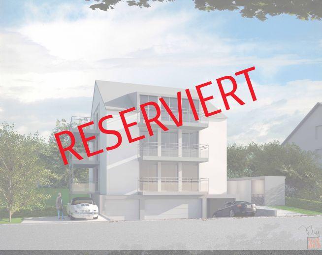 5-Zimmer-Dachgeschosswohnung mit Galerie