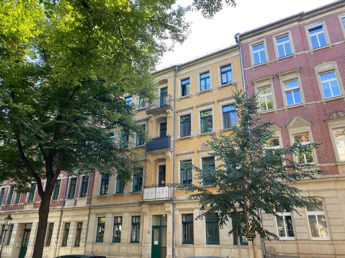 Löbtau! 3 Zimmer-Wohnung mit Balkon