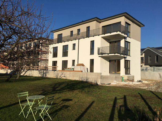 Wohnen am Schloß - Projektvorstellung mit Holz100-Bauweise