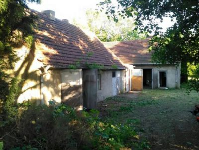 *P-010* Haus mit Garage und 2600 qm großen Bauplatz (Baugrundstück; Miet- und Ratenkauf möglich)
