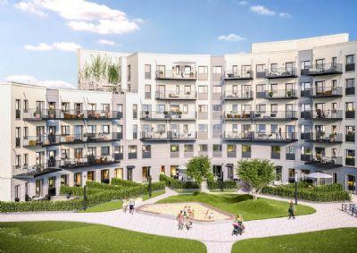 Seltenheit!!! 3-Zimmer-Erdgeschosswohnung mit 2 Terrassen plus Garten und Einbauküche