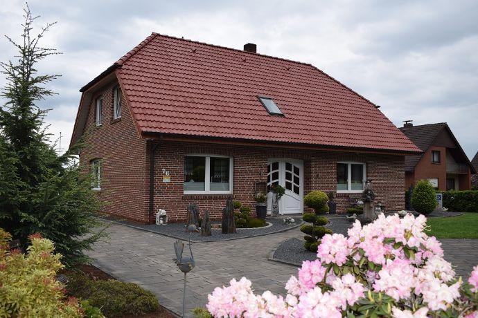 Objekt Nr. 20/912 Einfamilienhaus m. Ferienwohnung am Elisabethfehnkanal