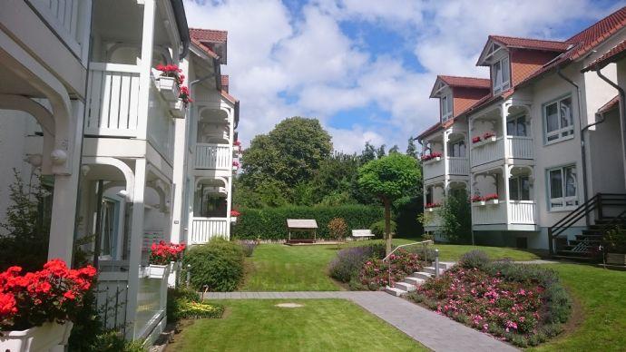 3-Raum-Ferienwohnung im Ostseebad Binz