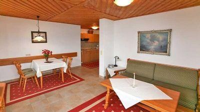 Seehotel Hartung / 3-Zimmer-Ferienwohnung