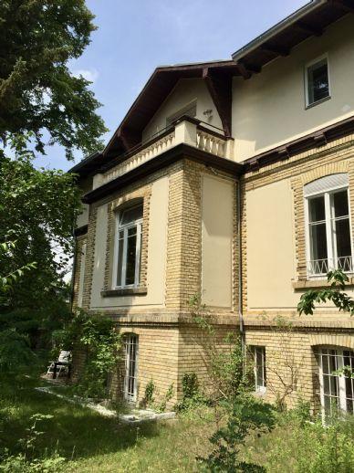 Villa mit Parkgrundstück am Wannsee