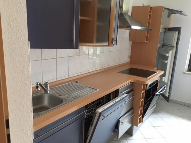 Großzügige 2-R.-Whg. mit Einbauküche und Balkon auf dem Kaßberg